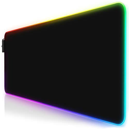 CSL - RGB Gaming Mauspad - LED...