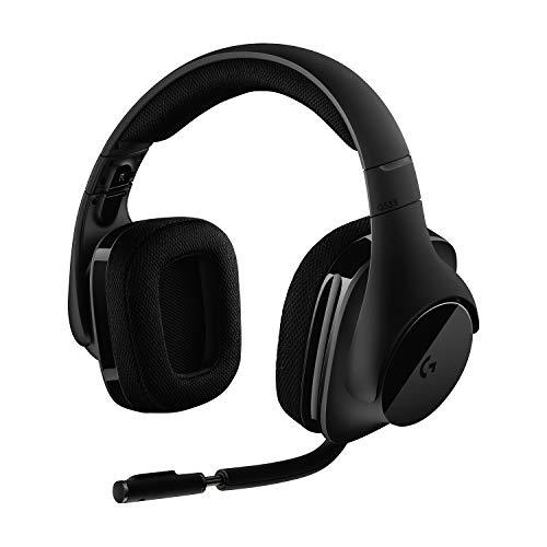Logitech G533 kabelloses Gaming-Headset, 7.1...