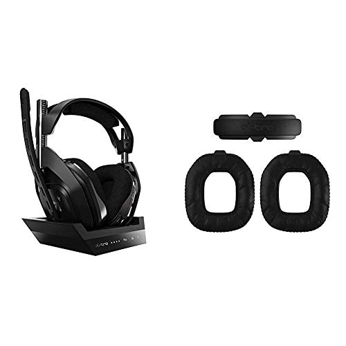 ASTRO Gaming A50, Wireless Gaming-Headset mit...