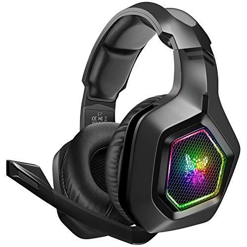 DIZA100 Gaming Headset für PS4 PC Xbox One,...